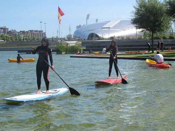 federacion paddle murcia: